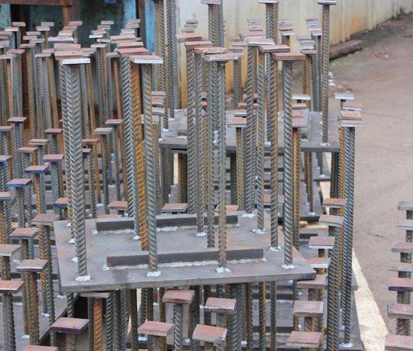 Закладная деталь МН549 МН550 МН557 серия 1.400-15