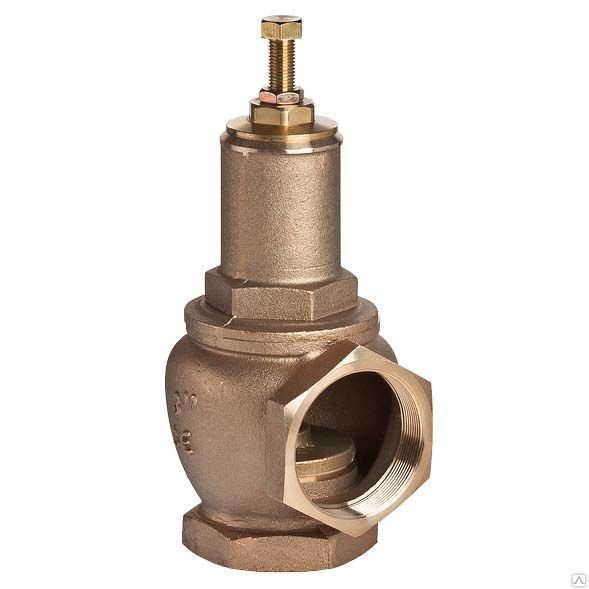Клапан предохранительный Пружинный чугунный стальной нержавеющий