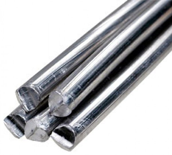 Пруток оловянный 8 мм О1пч