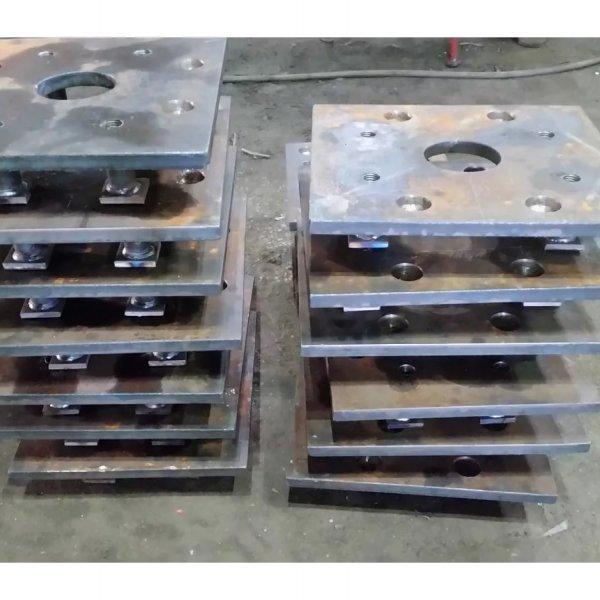 Закладная деталь МН322 МН323 серия 1.400-15