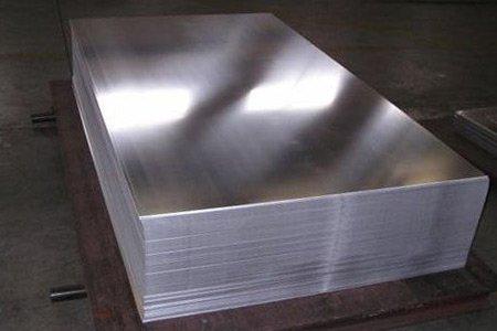 Лист алюминиевый А6Н