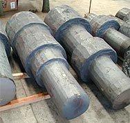 Поковка, углеродистая сталь, Ст45 ков, ГОСТ 1050, ТУ 14-1-1530 0,49 м