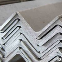 Уголок стальной гнутый 45мм сталь 3сп5 ГОСТ 19771-93 х/к