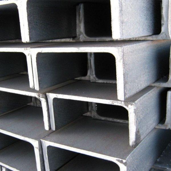 Швеллер горячекатаный 27мм сталь 09Г2С ГОСТ 8240-89