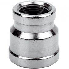Переход-муфта сталь, полиэтилен, чугун, нержавейка, полипропилен