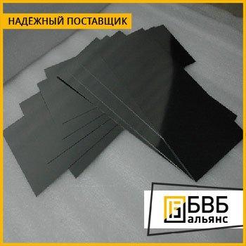 Лист циркониевый 45 мм Э125