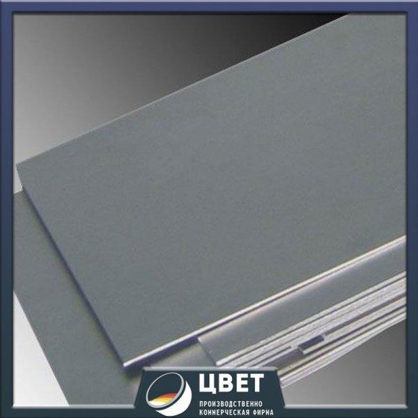 Молибденовый лист ЦМ2А ТУ 48-19-273-91