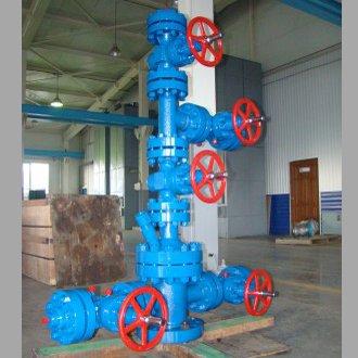 Обвязка устья скважин - полиэтилен, сталь, ЖБИ, пластик