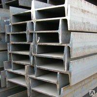 Балка 40мм К4 сталь С255 СТО АСЧМ 20-93, Двутавровая