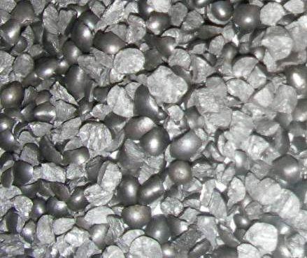 Дробь стальная литая 1.0мм ГОСТ 11964-81