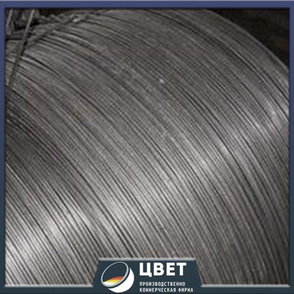 Проволока из магнитно-твердых сплавов ЕВ6 ГОСТ 10994-74