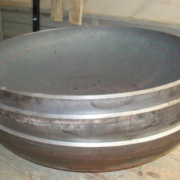Днище (заглушка) штампованное эллиптическое ТУ 1469-001-05777029-2009
