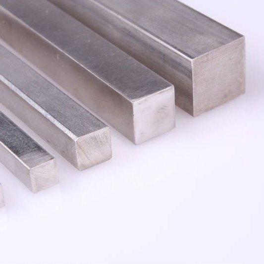 Квадрат нержавеющий сталь 12Х18Н10Т, 08Х18Н10, 40х13, 08Х17Т, ЭП65, 25Х13Н2ВМФ
