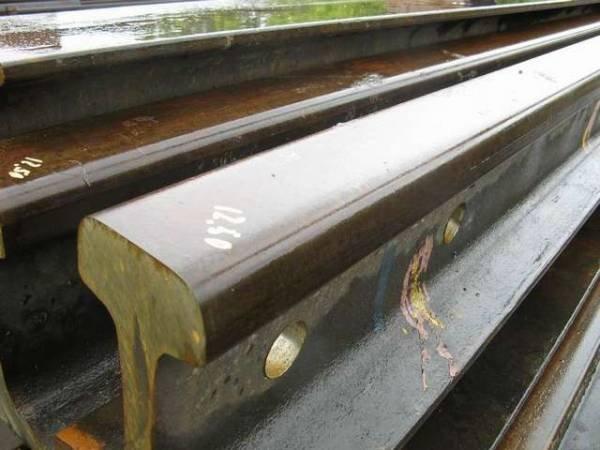 Рельсы железнодорожные НОВЫЕ 12,5 метров