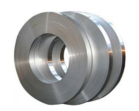 Лента стальная х/к ГОСТ 2284-79 , ширина 48-96мм, светлая, НТ по толщине и ширине, отожженая
