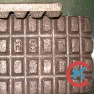 Медь фосфористая МФ9 ГОСТ 4515-93