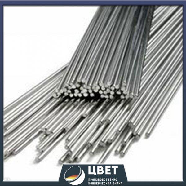Пруток из сплавов с высоким электрическим сопротивлением Х23Ю5Т ГОСТ 12766.4-90