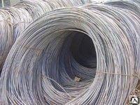 Катанка 5мм стальная Сталь 0, ГОСТ 30136-95 ТУ 14-15-213-89