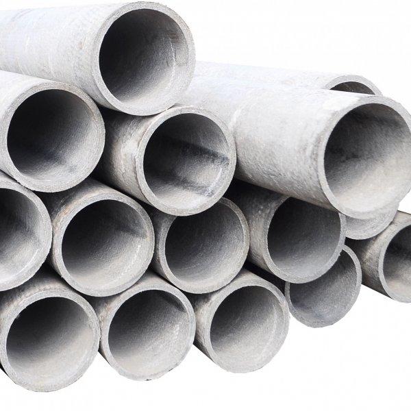 Труба бетонная железобетонная от 300 до 4000 мм