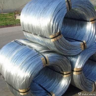 Проволока Качественная КС, КО ОК оцинкованная сталь 0, 1кп 3сп5 20 45