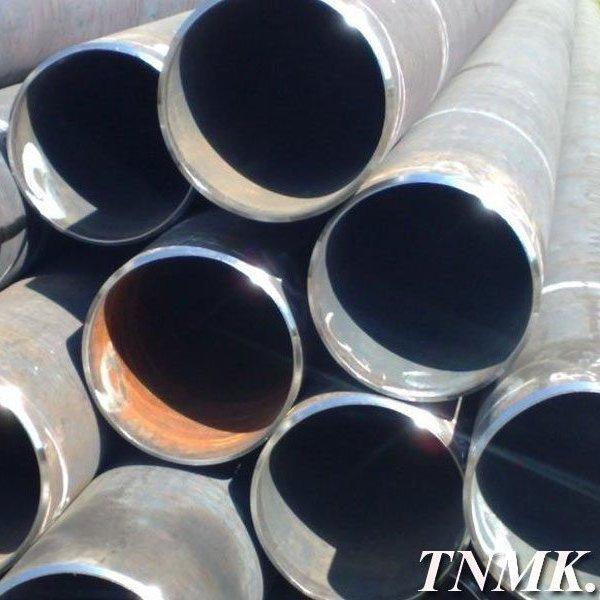 Труба бесшовная 133х5 мм ст. 09г2с ГОСТ 8732-78