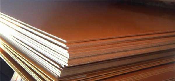 Текстолит ПТ сорт 1 (~1000х2000 мм, ~17,5 кг)
