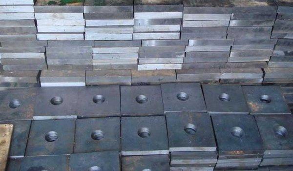 Анкерная плита ГОСТ 24379.1-80