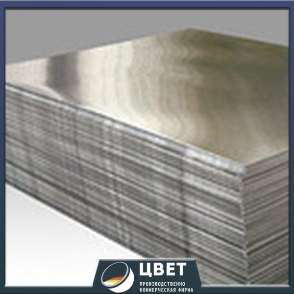 Плита алюминиевая АК4А ТУ 1 92-69-83