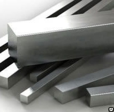 Квадрат 80х80 мм сталь Р18 быстрорез