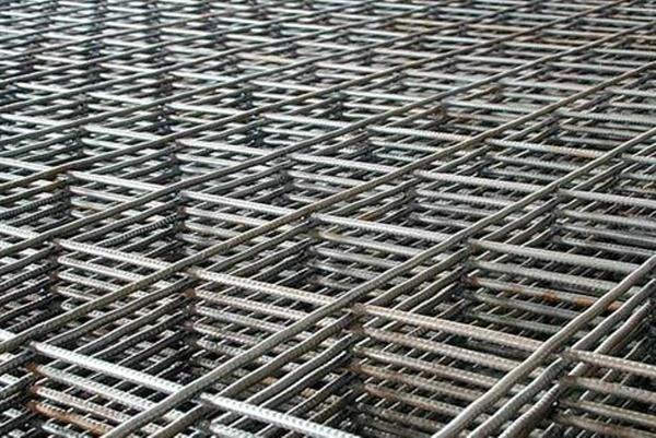 Сетка арматурная сварная 150x150x4 раскрой 2 м х 6 м