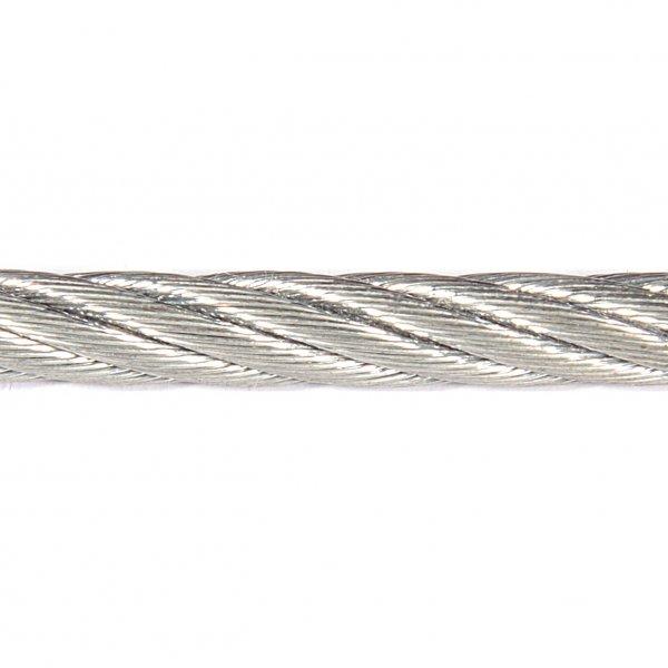 Трос стальной ГОСТ 3077-80 двойной свивки типа ЛК-О ПТМ