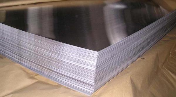 Лист алюминиевый АМГ6 ГОСТ 17232-99