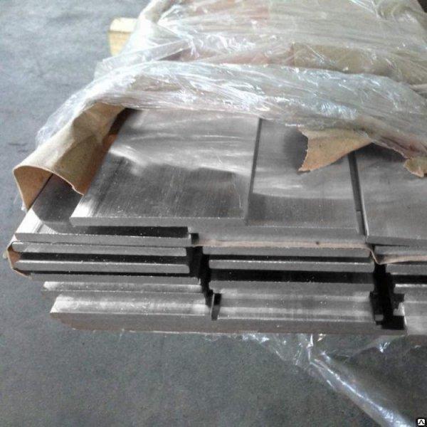Шина алюминиевая 5*50 мм ГОСТ 15176-89