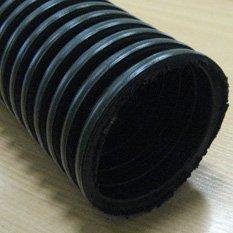 Труба спиральновитая гофрированная полиэтиленовая, ПНД, ПВД