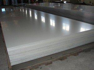 Лист алюминиевый Д16А, ГОСТ 17232-99