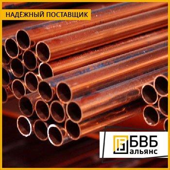 Труба медная 6,35х0,76 мм Sevojno ASTM B280 45 м