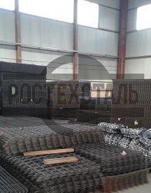 Сетка тканая сталь 12Х18Н10Т ТУ 14-41569-89