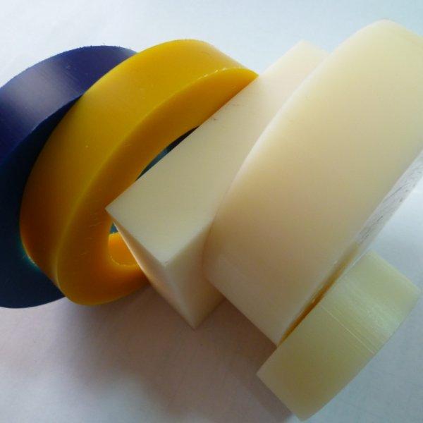Капролон блок (~ 700x500 мм, ~32,6 кг)