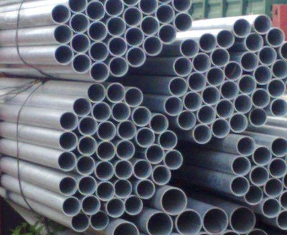 Труба водогазопроводная оцинкованная