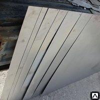 Лист сталь Р18 быстрорез