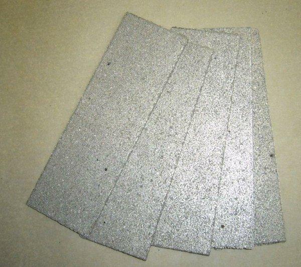 Пластины антифрикционные из спеченных материалов на железной основе АЛМЖ ЖГрДФК ТУ 4-1-2940-80