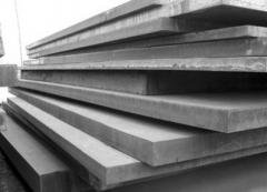 Плита алюминиевая АМГ3 100х1500х3000