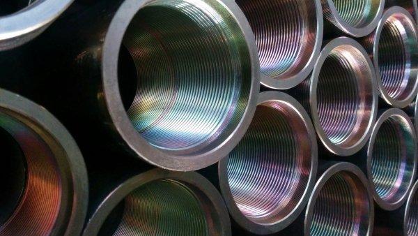 Труба бурильная с приваренными замками ЗП-127 73х9,4 ГОСТ Р 50278-92 группа прочности Д