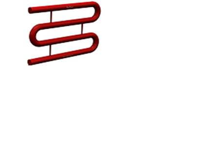 Регистры отопления четырехрядные РЗП, дл. 12000мм