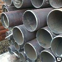 Труба бесшовная 146х7 мм Г/К сталь 18гт