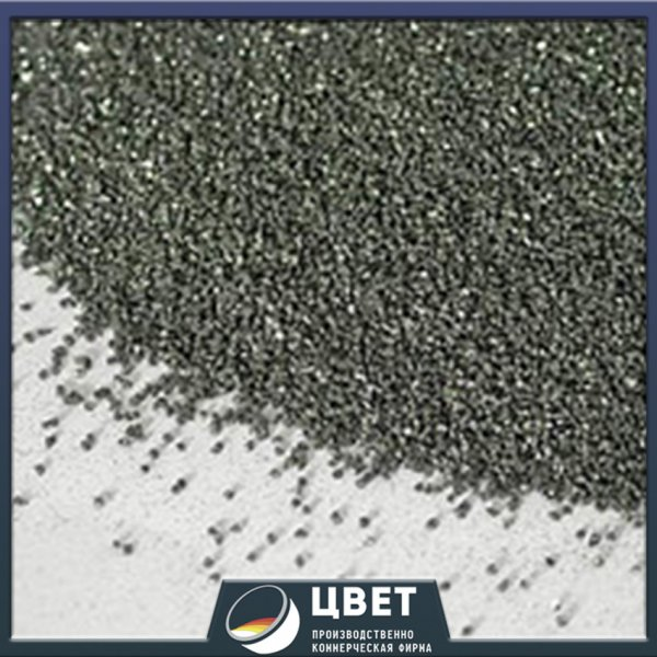 Порошок карбида титана фракция 160 мкм КТ
