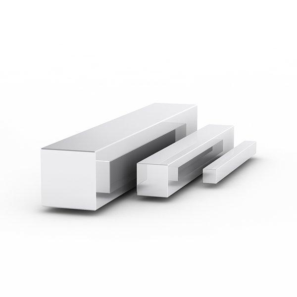 Квадрат стальной ст.3, 10-45, ст.65Г, У8-10А, 20-40Х, Х12МФ, 12-40Х13