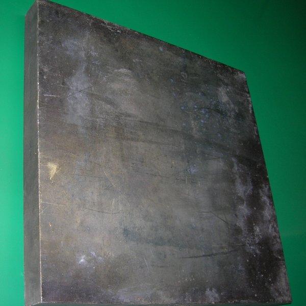 Плиты молибденовые, МЧ, ТУ 48-19-472-90
