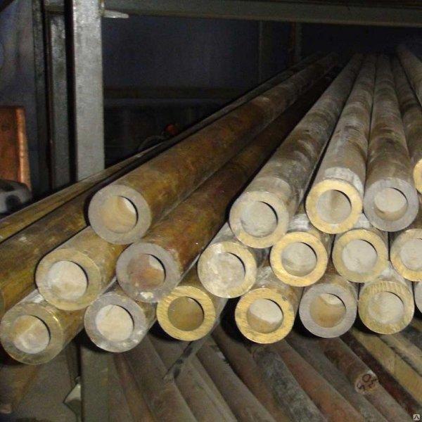 Труба латунная 5х1мм Л63
