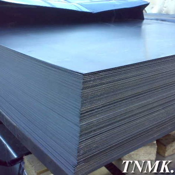 Лист дюралевый 0,5х1200х3000 мм Д16 ГОСТ 21631-76